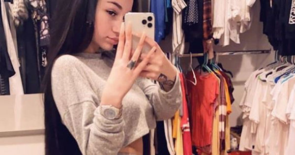 Bhad Bhabie Returns To Instagram With Jailbait Tease