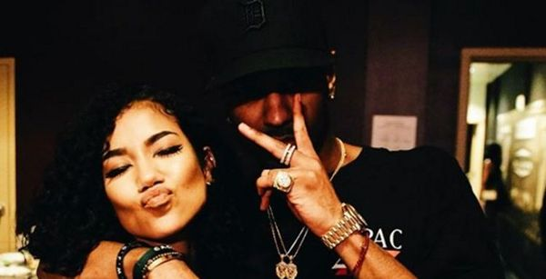 "Big Sean Comments On Jhene' Aiko's Track ""PU$$Y Fairy"""