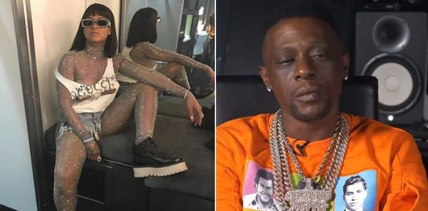 Boosie Badazz Is Sad Because Rihanna is Dating Another Rapper