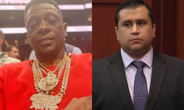 Boosie Badazz Responds To Rumor That He Beat Up George Zimmerman