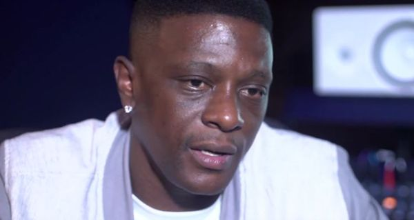 Boosie Badazz Rocks Gold Chains In Throwback Photo From Death Row