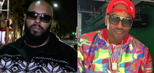 Cam'Ron Speaks On Backing Suge Knight Down When He Came At Him For Money