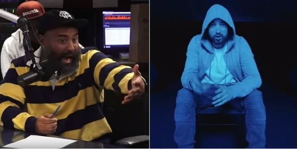 Ebro: Eminem Treats Rap Like Black People Have To Approach Life
