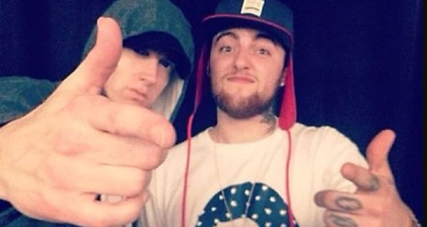 Eminem & Mac Miller First-Week Album Sales