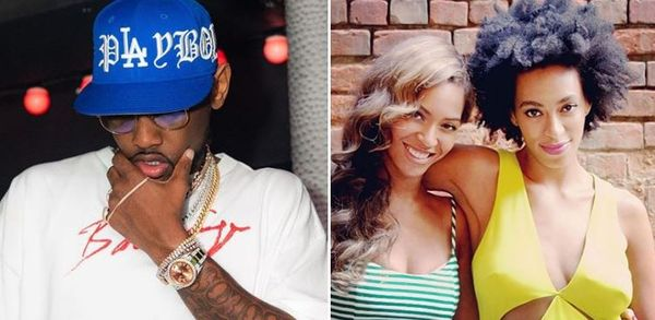 Fabolous Says Beyonce Confronted Him Over Punchline Involving Her & Solange