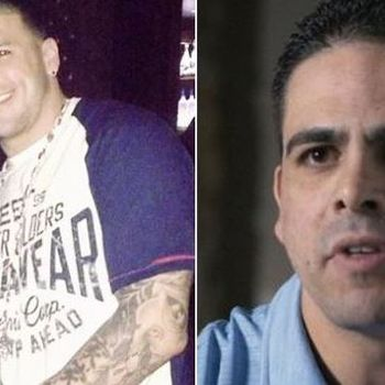 Former High School Classmate Says Aaron Hernandez's Alleged Gay Lover Is Lying