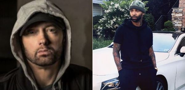 "Joe Budden Responds To Eminem's ""Trader Joe"" Shot"