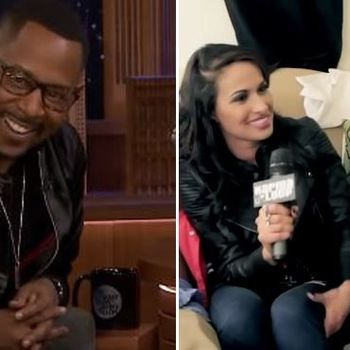 Martin Lawrence Reacts To Kendrick Lamar Walking Out of Interview Because Of 'Martin'