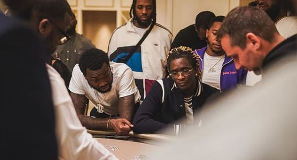 Meek Mill Claims He Won So Much Gambling The Casino Couldn't Pay