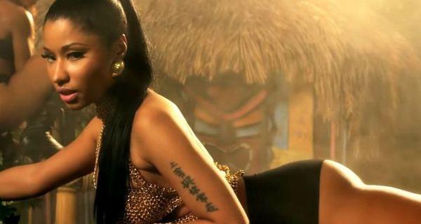 Nicki Minaj Fans Don't Think Her Wax Figure Looks Like Her