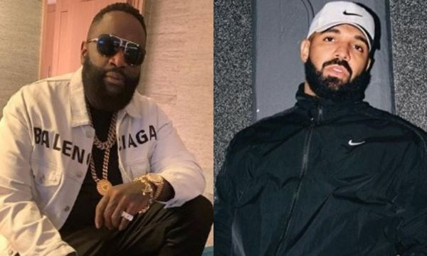Rick Ross Calls Drake a 'Stand Up Guy' After Receiving Some Good News