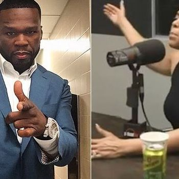 Taraji P Henson Angrily Addresses 50 Cent On Power Vs. Empire