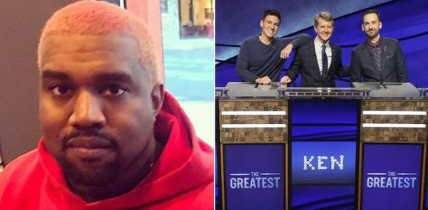 The GOAT Jeopardy Players Don't Know Jack About Kanye [VIDEO]