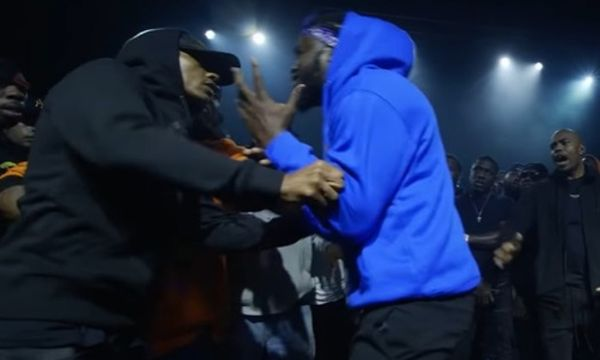 Watch Cassidy Almost Brawl During Rap Battle