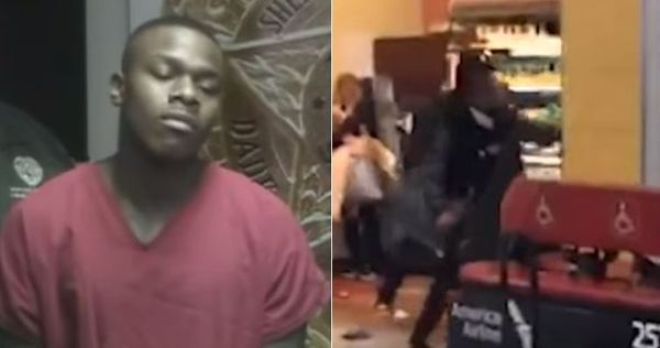 Watch DaBaby Attack An Airport Food Stand Employee At Dallas/Fort Worth Airport