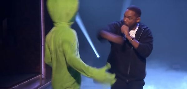 Will Smith Raps His Whole Career On Jimmy Fallon