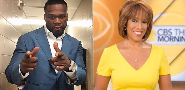 50 Cent Calls Out Gayle King For Soiling Kobe Bryant's Legacy