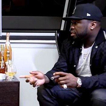 50 Cent Drunkenly Addresses Snitching Allegations From Ja Rule, French Montana & More