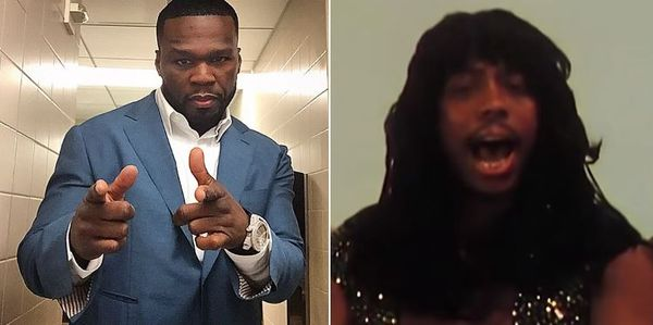 50 Cent Weighs In On Rick James Getting Sued For 1979 Child Rape