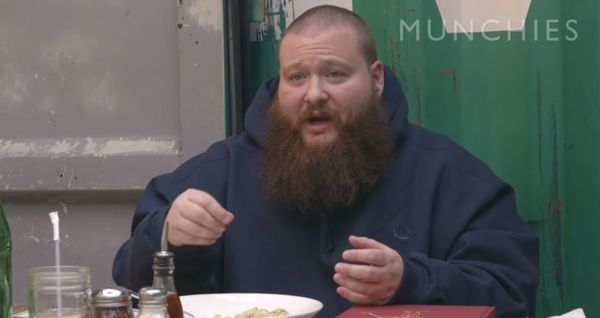 Action Bronson Reveals He Lost Weight In Shirtless Interview
