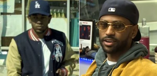 Big Sean Called TDE Top Dawg To Clarify If Kendrick Lamar Was Dissing Him or Not