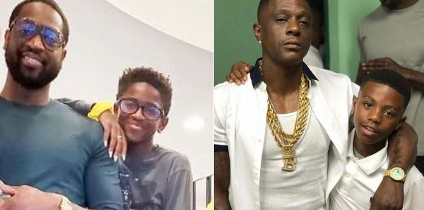 Boosie Badazz's Son Tootie Raww Blasts Dwyane And Zaya Wade