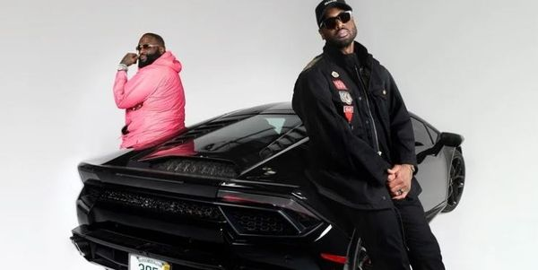 Can He Spit? Check Out Dwyane Wade's Bars On Rick Ross's 'Season Ticket Holder'