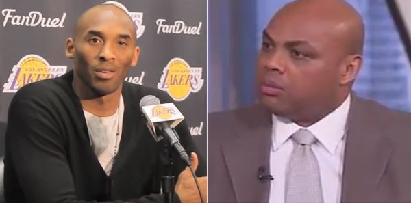"Charles Barkley Says Kobe Bryant Was Not A ""Hero"" Off The court"