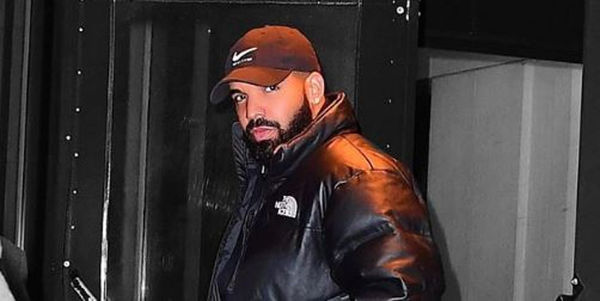 Drake's Got a $620,000 Roulette Wheel Watch On His Wrist [PHOTOS]