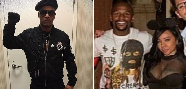 Floyd Mayweather Goes All The Way in On T.I. [Clifford]'s Persona