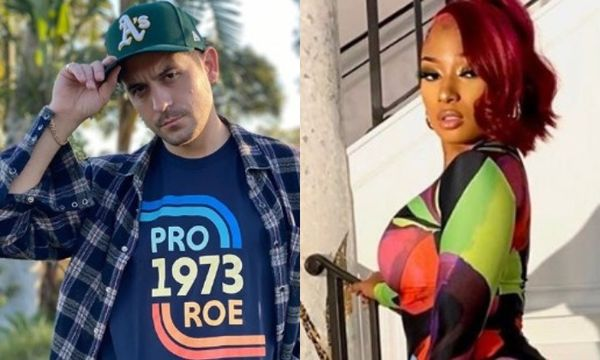 G-Eazy Seen Kissing Megan Thee Stallion On Video
