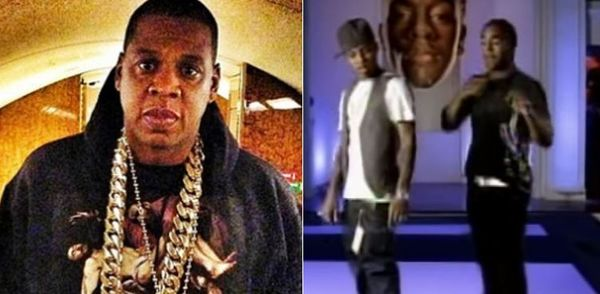 JAY-Z Walked Out Of Bow Wow and Omarion Show After One Song