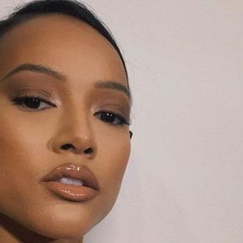 Karrueche Puts Her Number Out On Social Media