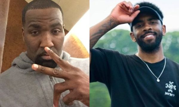 Kendrick Perkins Trashes Kyrie Irving During Celtics Broadcast