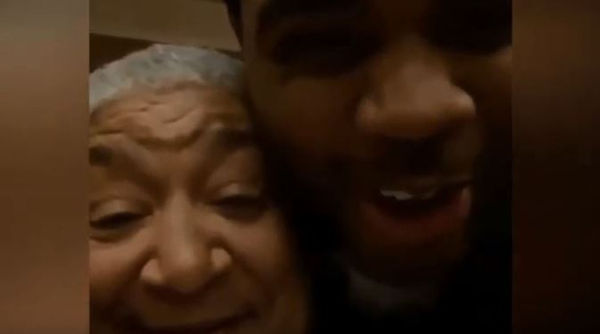 Kevin Gates's Gansta Grandma Might Be A Problem For Your Grandmother
