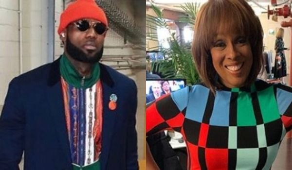 LeBron James Weighs In On Gayle King, Kobe Bryant Controversy