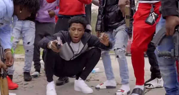 NBA YoungBoy May Face Weapons Charges After Flexing Gun In Video For 'Bad Bad'