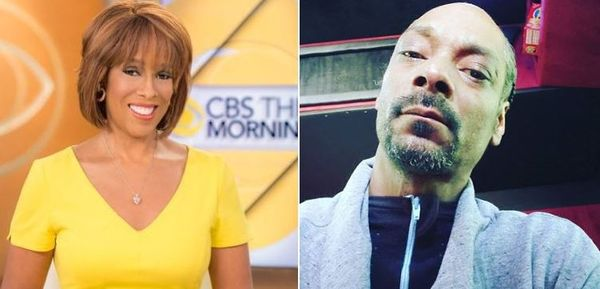 Snoop Dogg Says Vanessa Bryant Was Why He Went Off On Gayle King