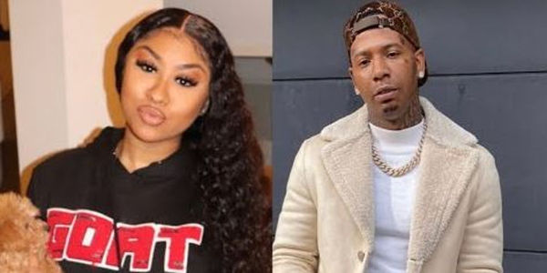 Was Moneybagg Yo Caught On Video Scuffling With Ari Fletcher & Snatching Her Wig?