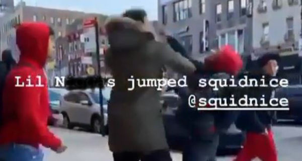 A Group of Kids Seen Trying To Jump Squidnice