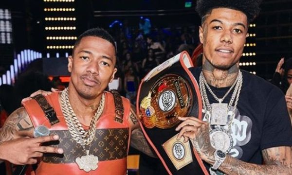 Blueface Talks About Mariah Carey In Front Of Nick Cannon