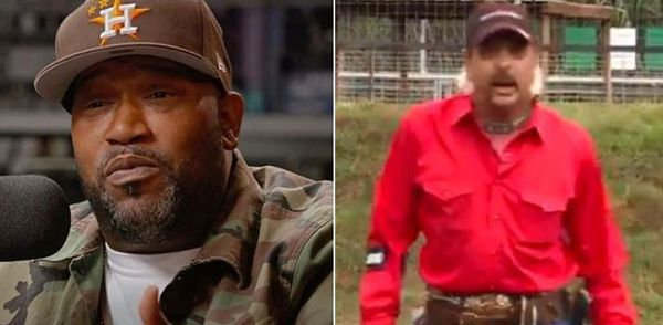 Bun B Cancels Joe Exotic After Unearthed N-Word Rant