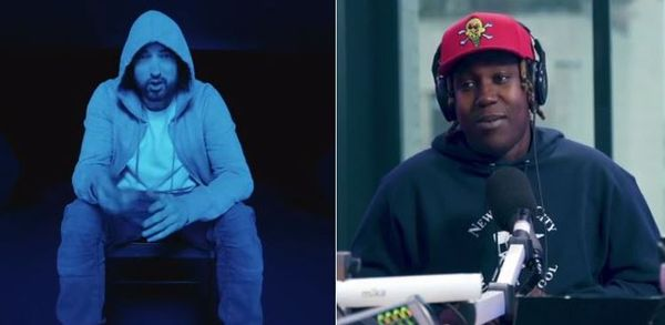 Don Toliver Explains How He Got On Eminem's Album