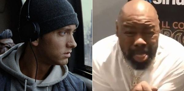 Eminem Responds To Biz Markie's Attempt At His Godzilla Speed Challenge