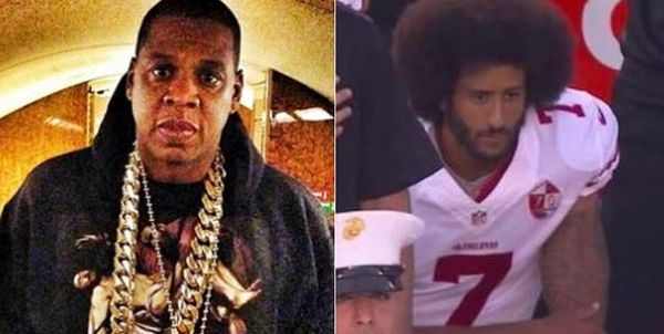 JAY-Z Pushes Back On His Kaepernick Sell Out On Jay Electronica 'Flux Capacitor'