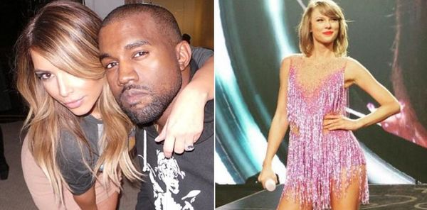 Kanye & Kim Kardashian Exposed As Liars As Unedited Taylor Swift Phone Call Leaked