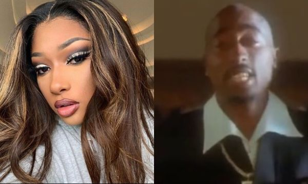 Megan Thee Stallion Compares Herself To 2Pac