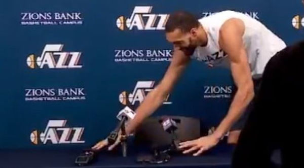 NBA Season Has Been Suspended After Rudy Gobert Tests Positive For Coronavirus