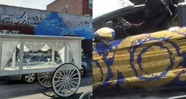 Pop Smoke Laid To Rest In Brooklyn, 50 Cent Part Of Procession