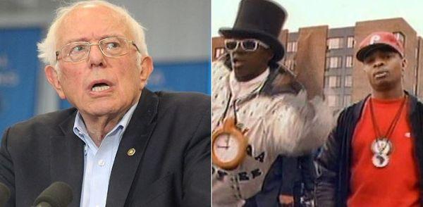 Public Enemy's Chuck D Fires Flavor Flav After Bernie Sanders Flap
